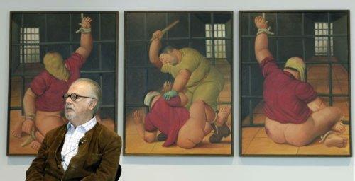 Botero's Abu Ghraib