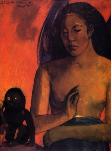 "Paul Gauguin ""Poèmes barbares"" (1896)"