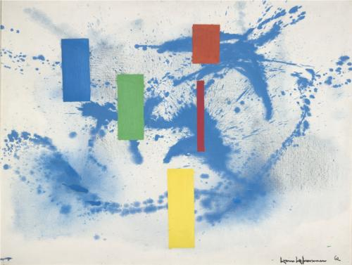 "Hans Hofman - ""Love Poem"" (1962)"