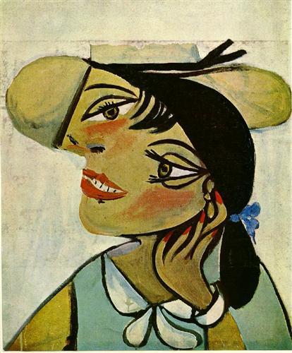 "Pablo Picasso - ""Untitled"" (1923)"
