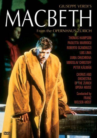 """Macbeth"" / Welser-Most, Zürich Opera"