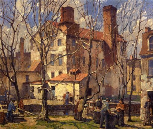 """A Day in March"" - Robert Spencer"