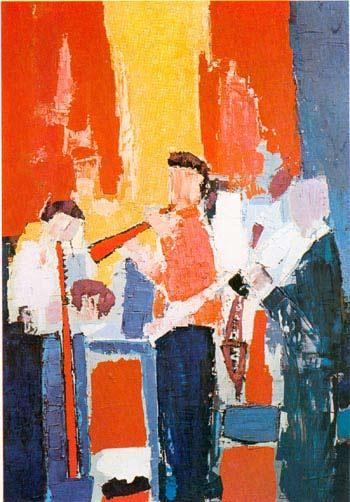 les-musiciens-1952